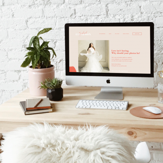 Custom WordPress Themes: Attract your ideal audience, blow